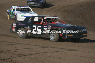 JMS Stock Cars August 13, 2011