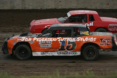 JMS Stock Cars August 20, 2011