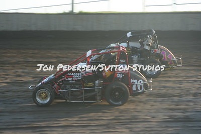 Powri Midgets July 29, 2011