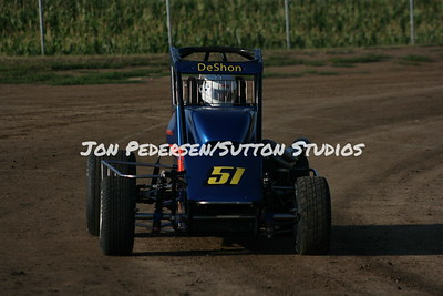 Powri Midgets July 30, 2011