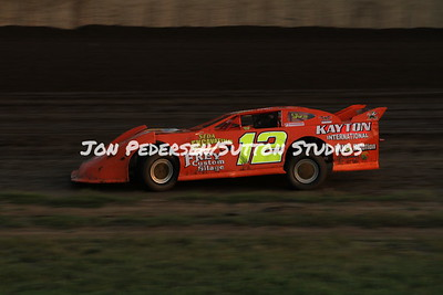 JMS LATE MODELS AUGUST 13, 2013