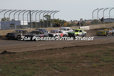 JMS STOCK CARS OCTOBER 19, 2013