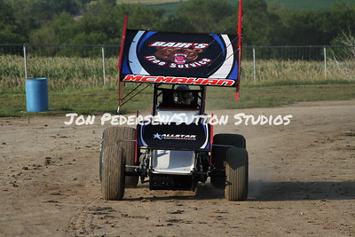 WORLD OF OUTLAWS AUGUST 13, 2013