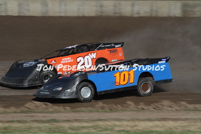JMS LATE MODELS OCTOBER 17, 2015
