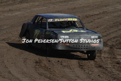 JMS STOCK CARS OCTOBER 18 ,2015