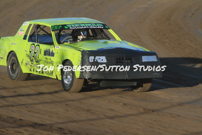 STOCK CARS AUG 20, 2016