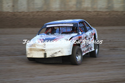 STOCK CARS AUG 6, 2016
