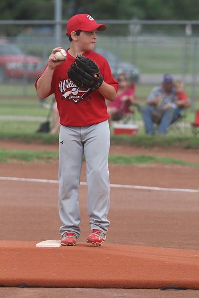 11-12 Cal Ripken Baseball  061715