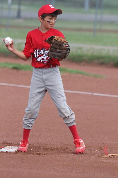 9-10 Cal Ripken Baseball 061515