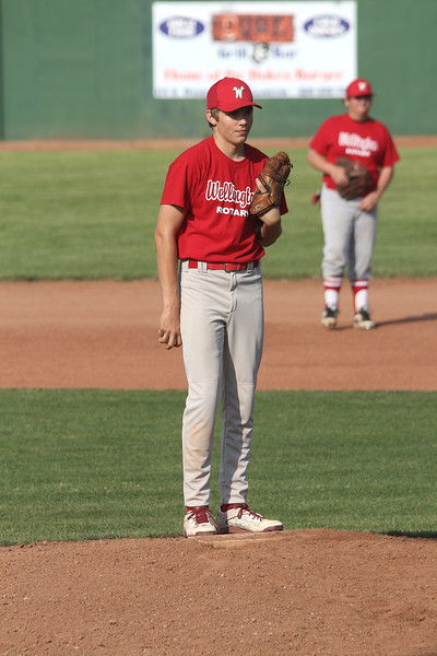 Babe Ruth Baseball 060415