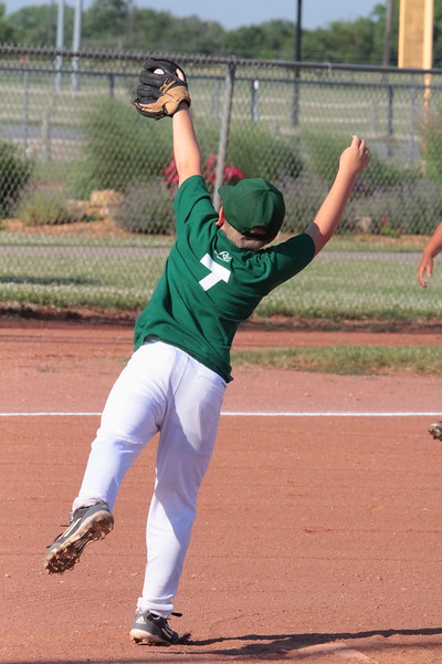 Baseball 9-10 yo @ Worden Park