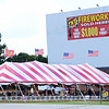 Kevin Harvison | Staff photo<br /> A fireworks stand near the intersection of Peaceable Road and south U.S. 69 Highway in the Cinema 69 parking lot us using all prodeeds to go towards helping fund students attending Gateway Student Conference in July.