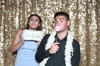 Joseph and Mary's Graduation Party