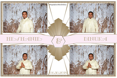 Heshanie and Dinuka's Wedding