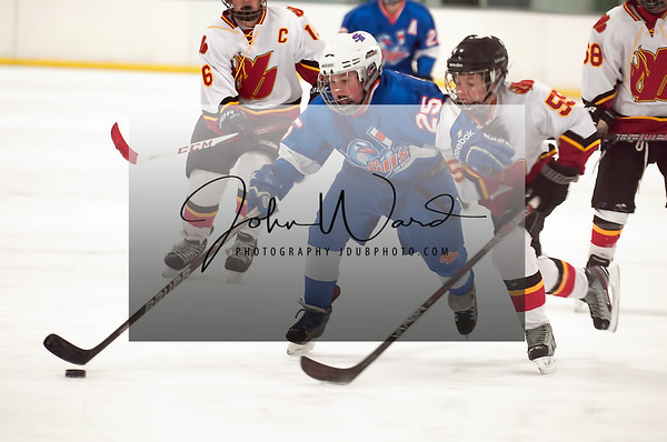 01-12-2013 Jr Gulls vs Blaze