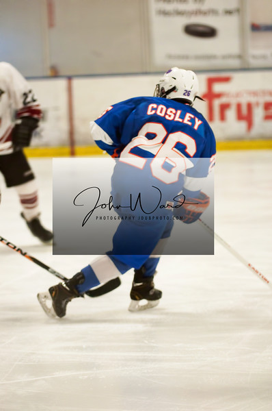 CAHA 4-12-13 vs Lake Tahoe Grizzlies