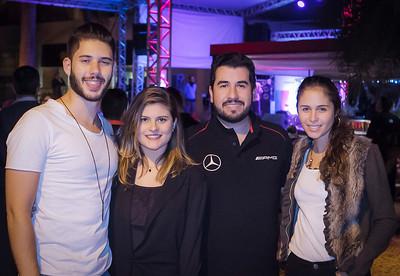 Rogério Seixas, Mariana Fontes, Juan Higuera, Ana Luiza de França