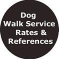 dog walk button