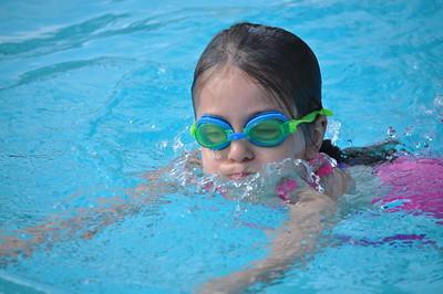 Swim Course Photos