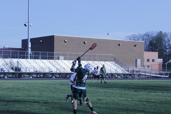 JV Boys Lacrosse vs. Rockville 4-13-2018