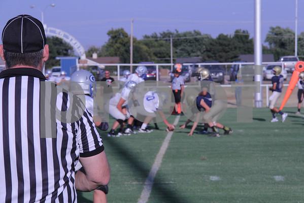 JV Football Kingfisher v. Guthrie