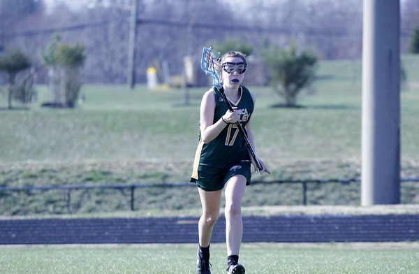 JV Girls Lacrosse vs. Magruder HS 4-12-2018