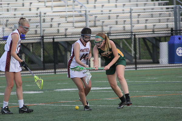 JV Girls Lacrosse vs. Paint branch HS  4-27-2018