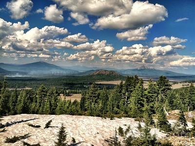Landscapes via iPhone