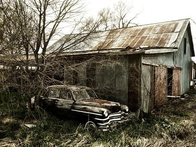 Abandoned via iPhone