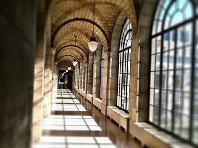 Architecture via iPhone