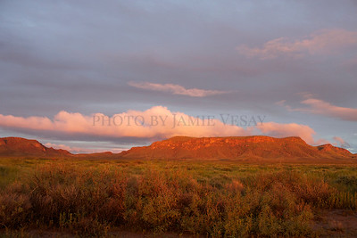 Sun rocks New Mexico - Jamie Vesay