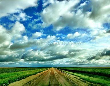 Roads via iPhone