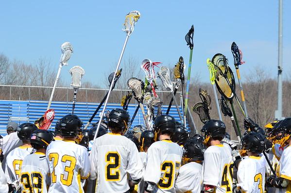 JV REBELS OVERWHELM NORTH ROCKLAND 9-1 (Lacrosse))