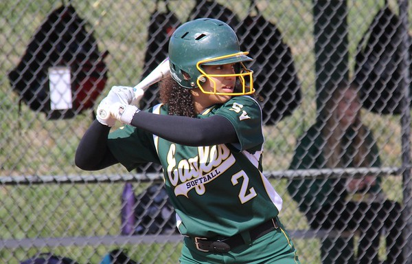 JV Softball vs. Damascus HS 4-10-2018