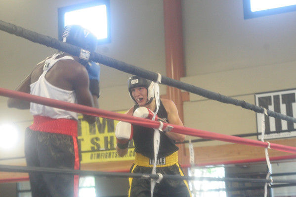 JVBC Boxing Show August 2012