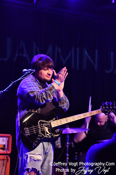 Lithium, A Nirvana Tribute Band in Concert at Jammin Java, Vienna Virginia 2/28/2019