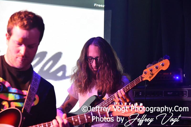 Pocket Bells, A Indie Rock Band in Concert at Pie Shop DC, Washington DC 4/11/2019