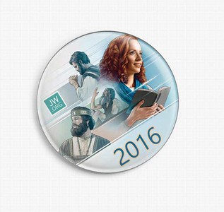 Ontwerp Button Congressen 2016