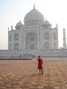 Taj Mahal, Agra, India 2010