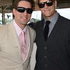 Aaron Rogers and Tom Brady.