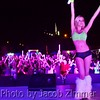 Scenes from Glow Go 5K and Party with Havana Brown. July 27th, 2013.
