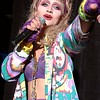 Madonna impersonator Venus D Lite.