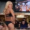Hannah Finchum was a contestant in the Hooter's Bikini Contest at the Jeffersonville, IN riverfront restaurant Friday night. May 17, 2014.