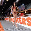 Samantha Weisman was a contestant in the Hooter's Bikini Contest at the Jeffersonville, IN riverfront restaurant Friday night. May 17, 2014.