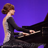 Kiley Shuffett played the piano for the talent division during the 2014 Miss KY Pageant at the Singletary Center for the Arts in Lexington Saturday night. June 12, 2014.