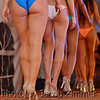 Contestants exit the stage in the regional bikini contest at the Dupont Hooters with women from KY, IN, TN and OH for a chance to travel to Las Vegas for the national competition. Friday May 30, 2014.