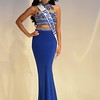 Jessica Wallace competes in the evening gown division at the 2015 Miss Kentucky USA Pageant at the Ursuline Arts Center Sunday night. January 11, 2015.