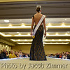 2014 Miss Kentucky County Fair Kyle Nicole Hornback takes her last walk as the reining crown holder in the 2015 Miss Kentucky County Fair Pageant at the Galt House Saturday night. January 17, 2015.