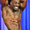 Stanley Blair competes in the KY Muscle Strength and Fitness Extravaganza at the KY International Convention Center on Saturday. November 9, 2013.