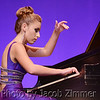 Dakoda Trenary played piano for the talent division during the 2014 Miss KY Pageant at the Singletary Center for the Arts in Lexington Saturday night. June 12, 2014.